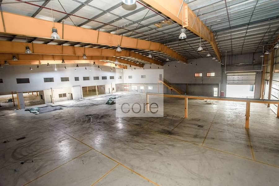 2 Spacious Warehouse | Ground plus Mezzanine