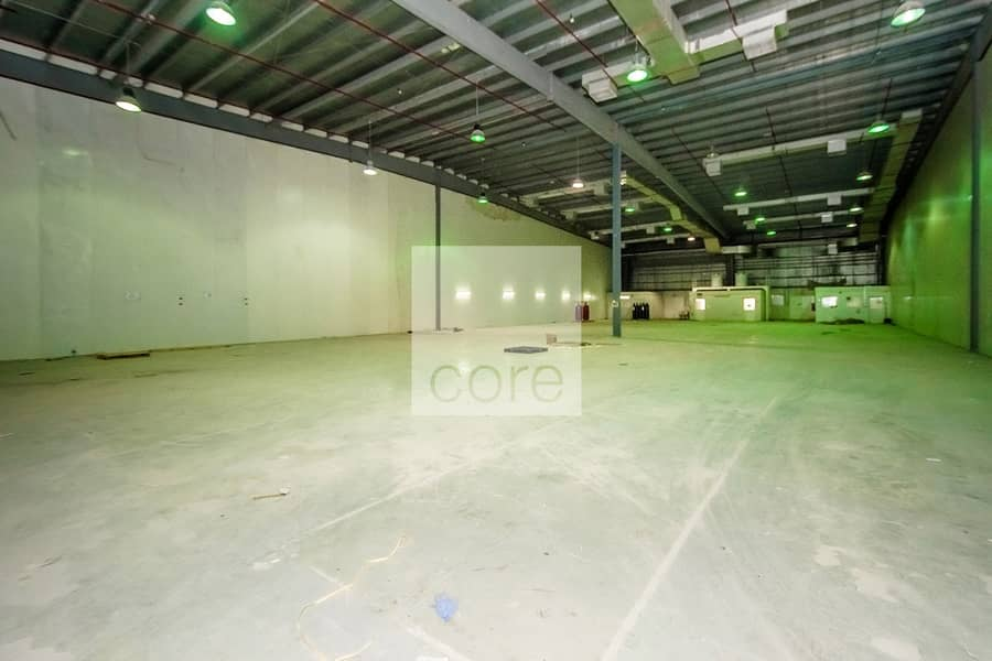 2 Fitted Industrial Warehouse | Parking