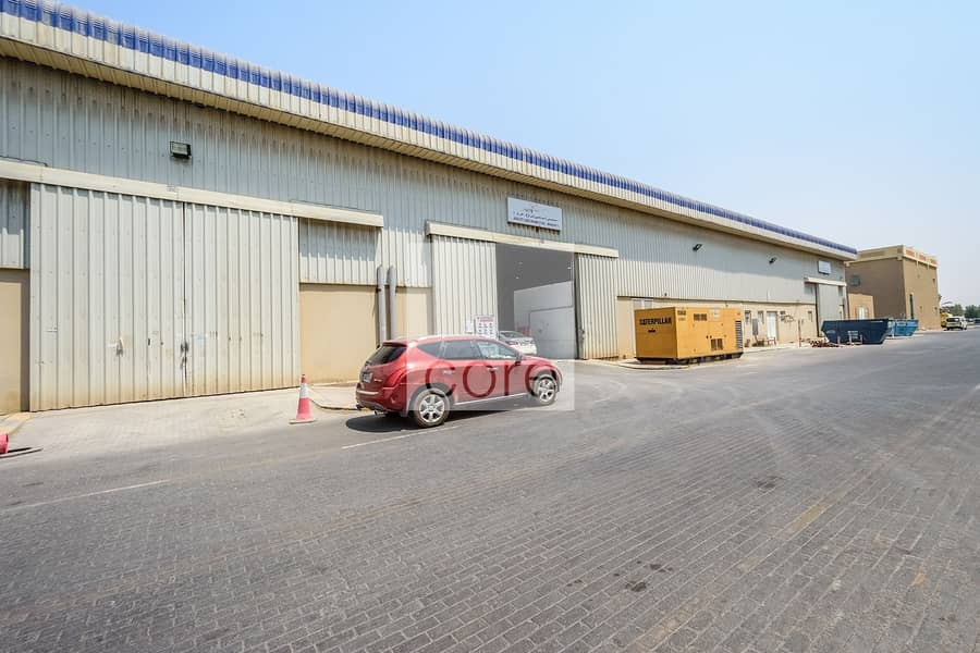 15 Fitted Industrial Warehouse | Parking