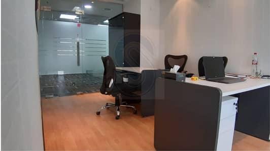 مکتب  للايجار في ديرة، دبي - مکتب في الرقة ديرة 5000 درهم - 4255539