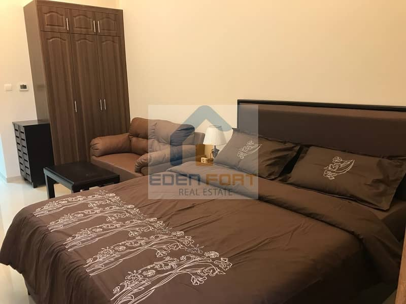 2 Fully Furnished Studio in Elite 10 | Dubai Sports City