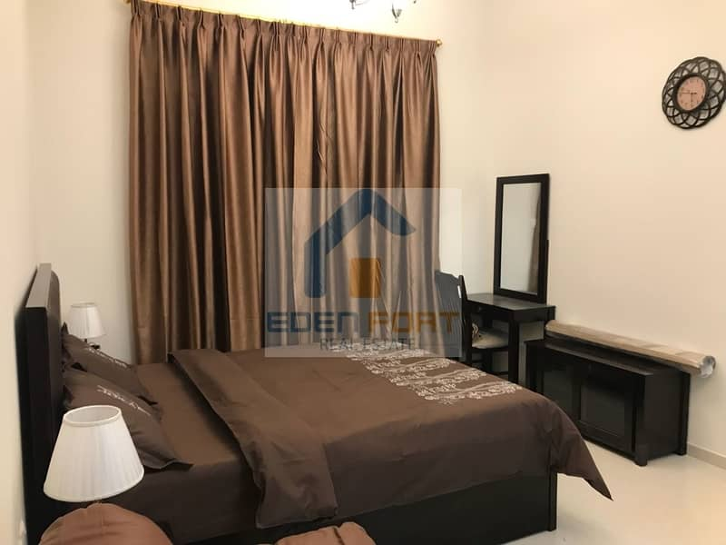 12 Fully Furnished Studio in Elite 10 | Dubai Sports City