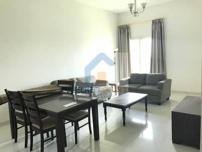 Fully Furnished-Two Bedroom- Closed Kitchen | DSC
