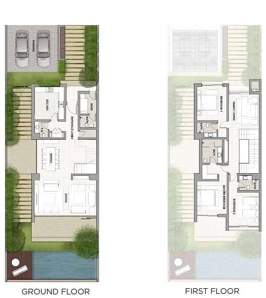 10 Stunning Upgrades | Single Row | 3 Beds
