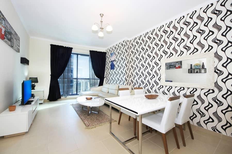 2 Elegant Duplex 1 Bedroom at Dxb Near Metro