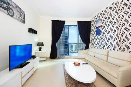 1 Bedroom Flat for Rent in Jumeirah Lake Towers (JLT), Dubai - Awesome 01 BR Jumeirah Bay JLT Water View