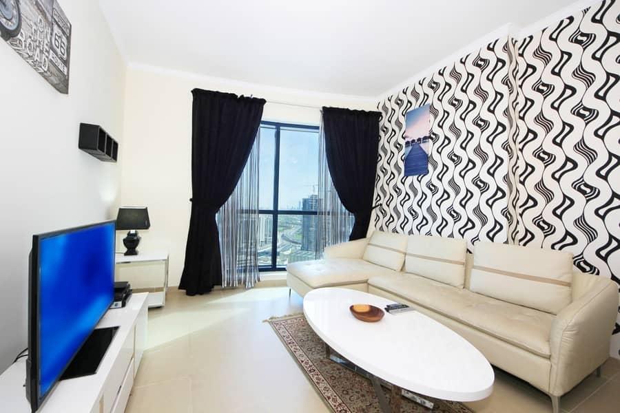 2 Stunning Duplex Apartment in JLT X-1