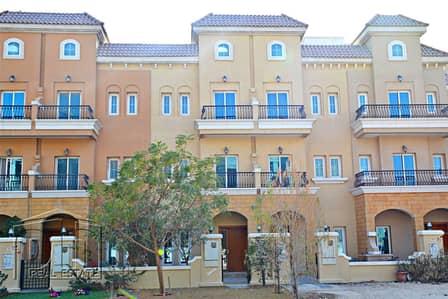 تاون هاوس 3 غرف نوم للبيع في قرية جميرا الدائرية، دبي - Upgraded Bathroom