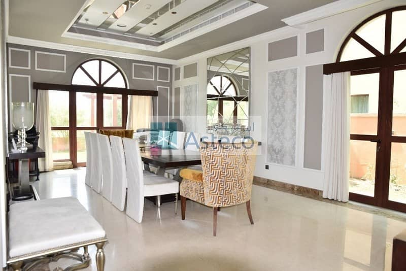 2 Astonishing ready to move in villa for sale in Jumeirah Golf Estates