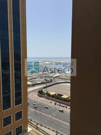 فلیٹ 1 غرفة نوم للبيع في دبي مارينا، دبي - Investors Deal Partial Sea 1bhk Marina Crown