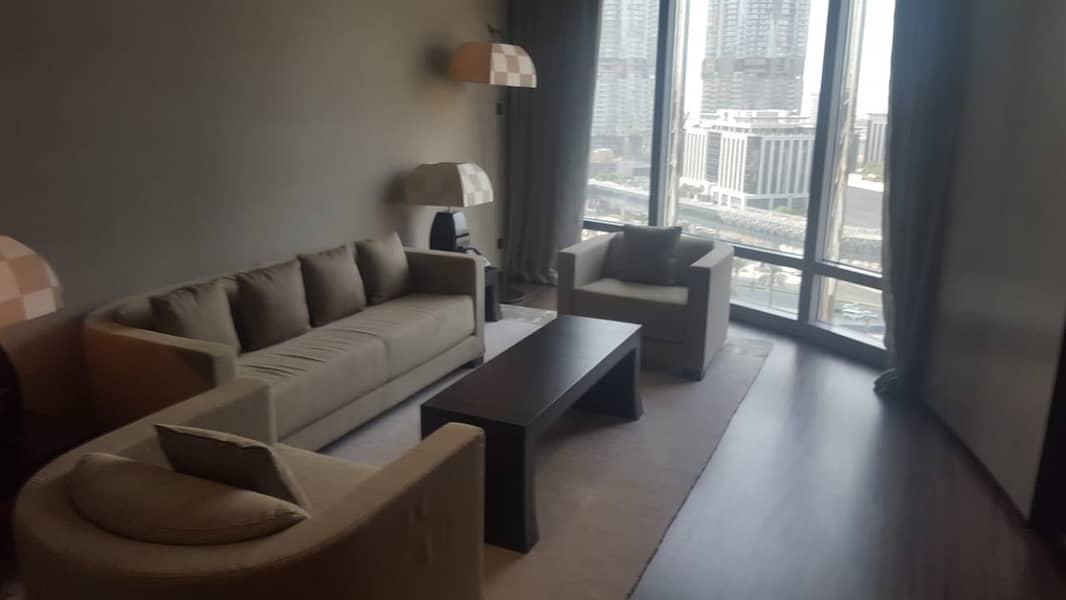 2 Hot Deal Furnished 1BR  Armani Burj Khalifa