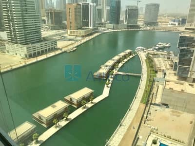 2 Bedroom Apartment for Rent in Business Bay, Dubai - Beautiful 2 Bed | Canal View | High Floor