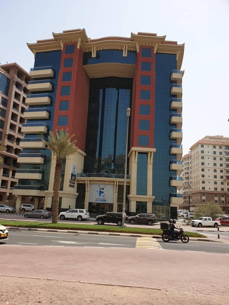 غرفة نوم واحدة للبيع في مبنى ترافالغار التنفيذي مدينة دبي العالمية