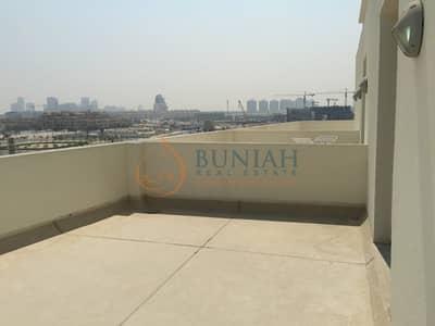 شقة 1 غرفة نوم للبيع في قرية جميرا الدائرية، دبي - Huge balcony