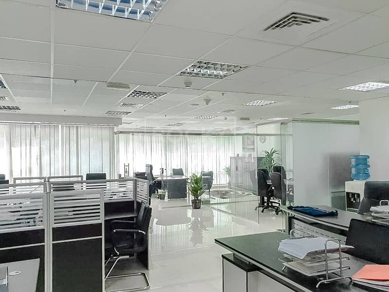 Fitted Office| Chiller Free | Multiple Cheques | Silicon Oasis | Bayut com