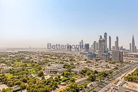 شقة 1 غرفة نوم للبيع في مركز دبي المالي العالمي، دبي - Fully Furnished|Largest layout|6% YIELD