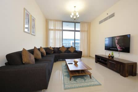 2 Bedroom Flat for Rent in Al Barsha, Dubai - Divine 2 Bedrooms wt Maid room at Al Barsha Fresh Furnished