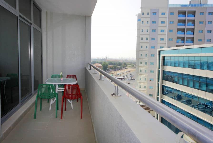 14 Divine 2 Bedrooms wt Maid room at Al Barsha Fresh Furnished