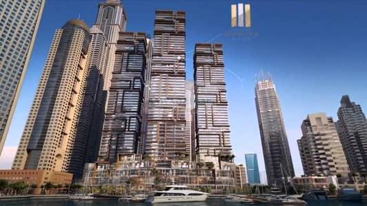 3 Bedroom Flat for Sale in Dubai Marina, Dubai - 3 BR FULL MARINA VIEW