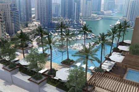 1 Bedroom Apartment for Sale in Dubai Marina, Dubai - 1 BR CITY VIEW. BY JUMEIRAH LIVING!