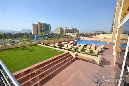 فلیٹ 2 غرفة نوم للايجار في دبي مارينا، دبي - Spacious   Unfurnished   2 Bed Apartment