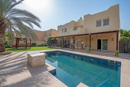 فیلا 5 غرفة نوم للبيع في المرابع العربية، دبي - Type 15   Upgraded   Private Pool   Vacant