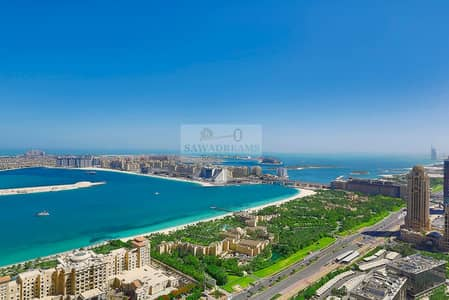 3 Bedroom Flat for Sale in Dubai Marina, Dubai - Spacious Ready 3 BR! Amazing Water View!High Quality