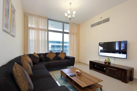 2 Bedroom Apartment for Rent in Al Barsha, Dubai - Brand New 02 BR Apartment + Maids Room in Al Telal 14- Al Barsha 1