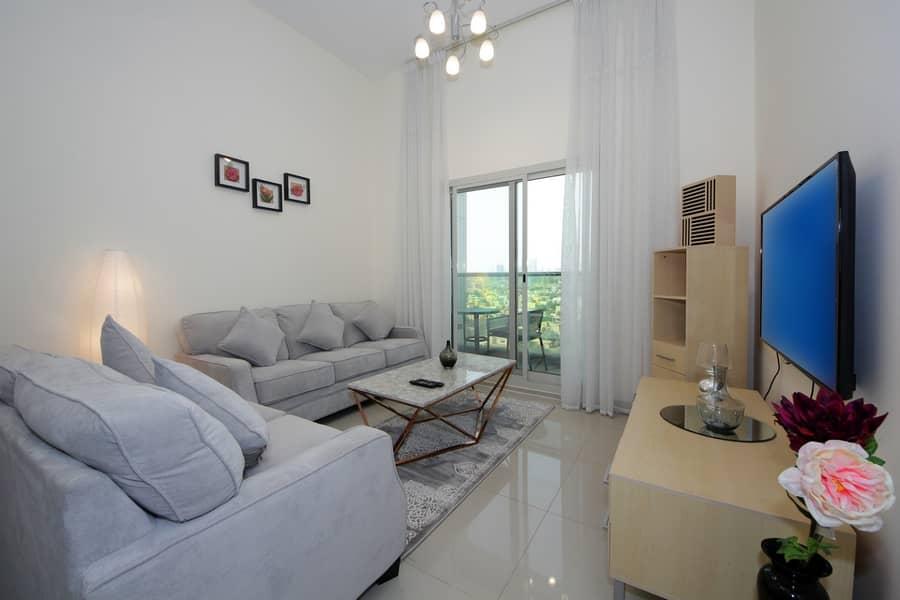 Amazing 02 BR Apartment in Al Barsha Near MOE