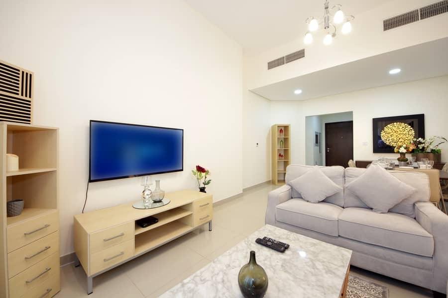 2 Amazing 02 BR Apartment in Al Barsha Near MOE