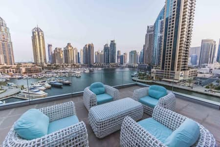 2 Bedroom Apartment for Rent in Dubai Marina, Dubai - Magnificent 2BR Apartment in Cayan Tower