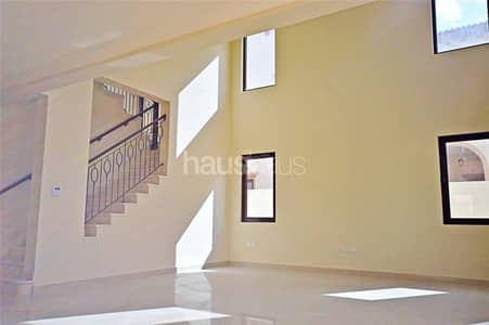 4 Bedroom Villa for Sale in Arabian Ranches 2, Dubai - Type 2 | Back to Back | Dark Wood Finish
