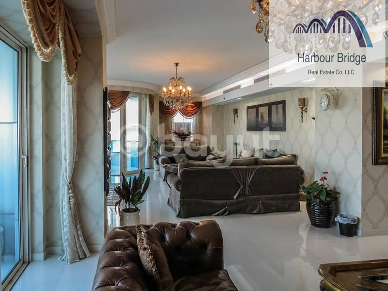 Luxurious 4 Bedroom For Sale| Move in Now|Blue Tower