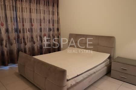 فلیٹ 1 غرفة نوم للايجار في دبي مارينا، دبي - Balcony | Furnished | Marina View Tower