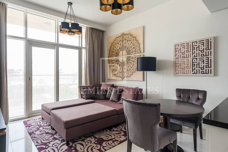 2 Fully Furnished | Brand New  | 1 Bed