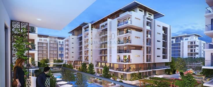 2BR HIGHEND QUALITY IN THE CENTRE OF DXB