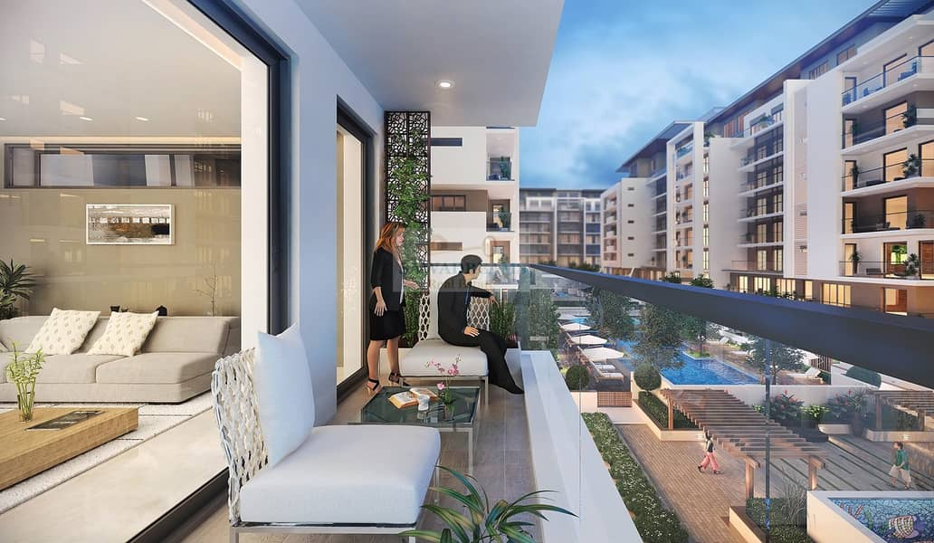 9 2BR HIGHEND QUALITY IN THE CENTRE OF DXB