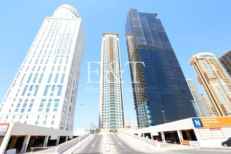 Office for Sale in Jumeirah Lake Towers (JLT), Dubai - Vacant Shell and Core Office on Mid Floor