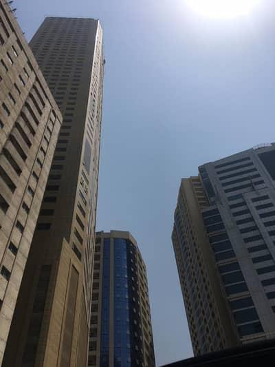 شقة 2 غرفة نوم للايجار في النهدة، الشارقة - شقة في برج بوابة الشارقة النهدة 2 غرف 0 درهم - 4258828