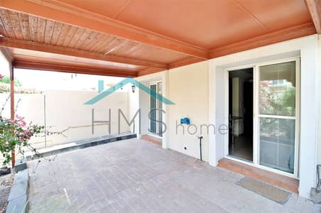 2 Bedroom Townhouse for Rent in Arabian Ranches, Dubai - One Cheque - Vacant 4M - 2 Bed - Back to Back