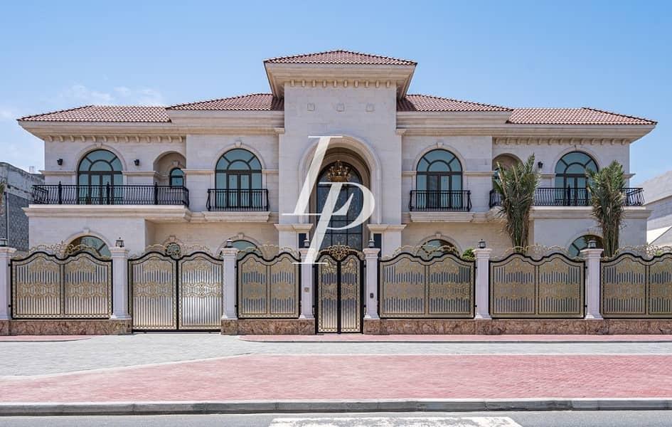 Luxurious Custom-Built Villa at Pearl Jumeirah