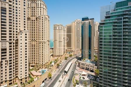 فلیٹ 2 غرفة نوم للايجار في دبي مارينا، دبي - Brand New 2 Bedroom apartment with Marina views
