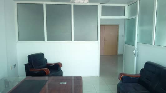 Office for Sale in Ajman Downtown, Ajman - Specious, neat and big size office for sale with 11 % income