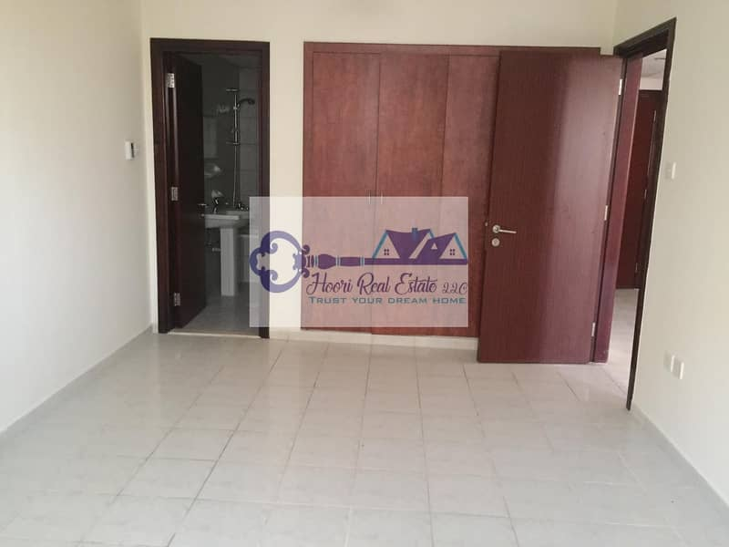 30 LIMITED OFFER! 1BHK WITH BALCONY FOR RENT IN ITALY CLUSTER