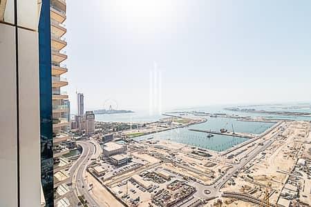 شقة 1 غرفة نوم للبيع في دبي مارينا، دبي - Stunning Rare 1BR Apt with Amazing Views