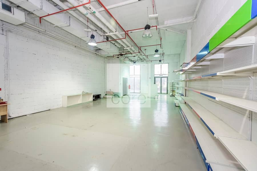 2 Fitted Retail Space | DED Onshore License
