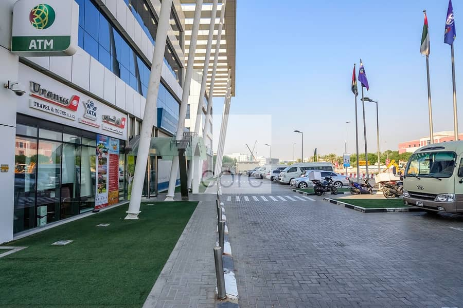 10 Fitted Retail Space | DED Onshore License