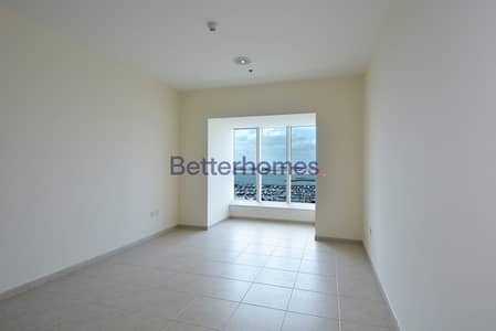 1 Bedroom Apartment for Rent in Dubai Marina, Dubai - Palm & Sea View | Unfurnished | High Floor