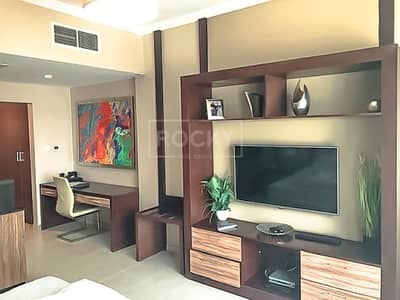 Exclusive|Furnished|Studio|With Balcony|Downtown