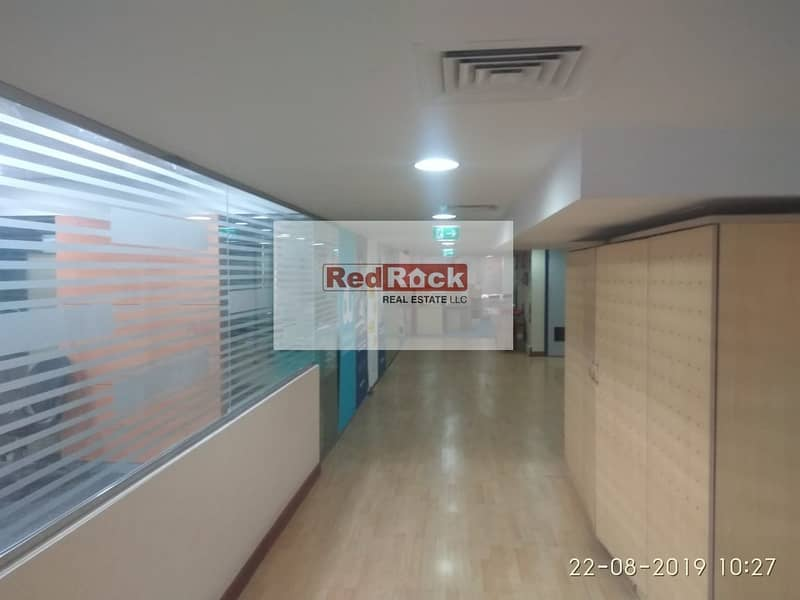 Full Floor || Fully Fitted Showroom || Vacant for move-in
